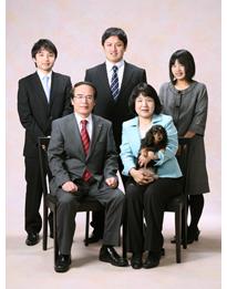 フォトテリアの家族写真4